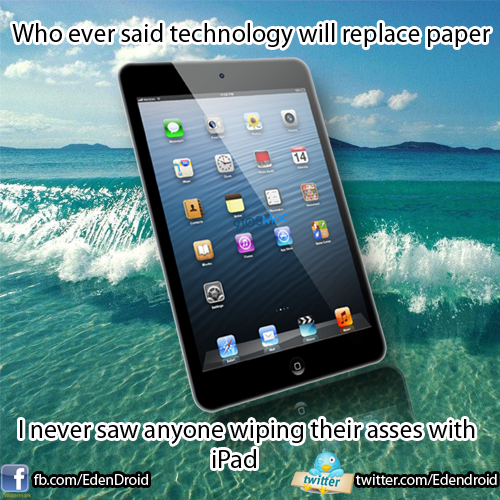 technology and paper
