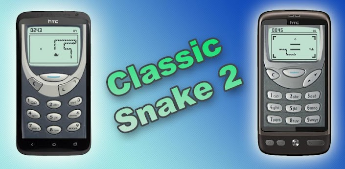 snake on android classic