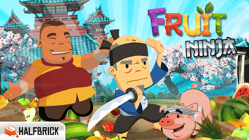 Fruit Ninja Free on Android