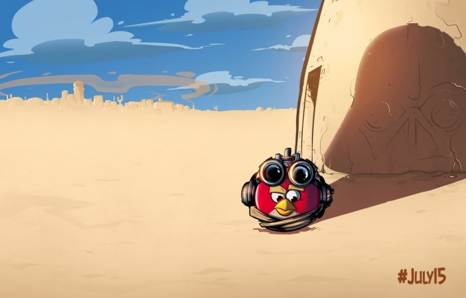 Angry Birds Star Wards
